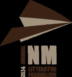 Logo - NM i litteraturformidling 2014